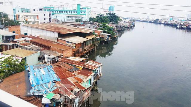 Sông rạch Sài Gòn bị bức tử như thế nào? - Ảnh 3.