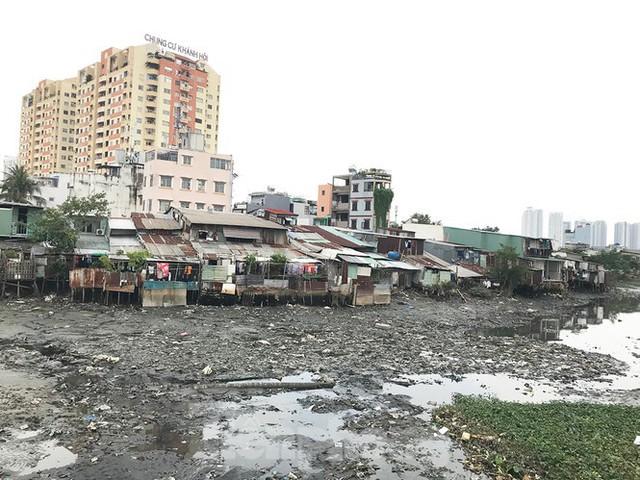 Sông rạch Sài Gòn bị bức tử như thế nào? - Ảnh 4.