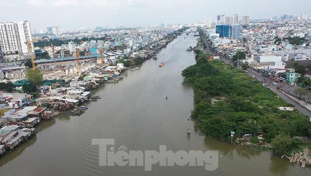 Sông rạch Sài Gòn bị bức tử như thế nào? - Ảnh 6.