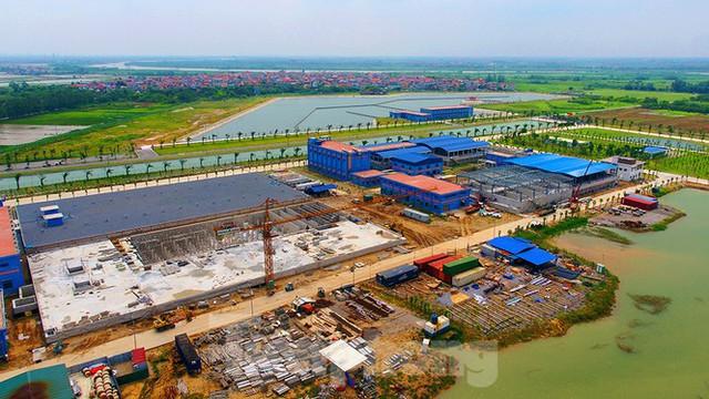 Cận cảnh nhà máy nước sạch lớn nhất Hà Nội có thể uống tại vòi - Ảnh 8.