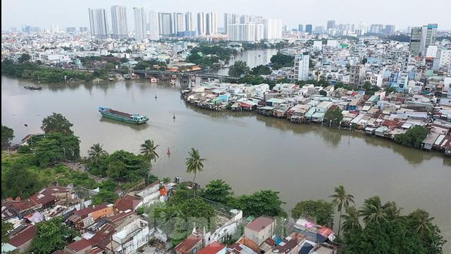 Sông rạch Sài Gòn bị bức tử như thế nào? - Ảnh 7.