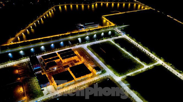 Cận cảnh nhà máy nước sạch lớn nhất Hà Nội có thể uống tại vòi - Ảnh 9.