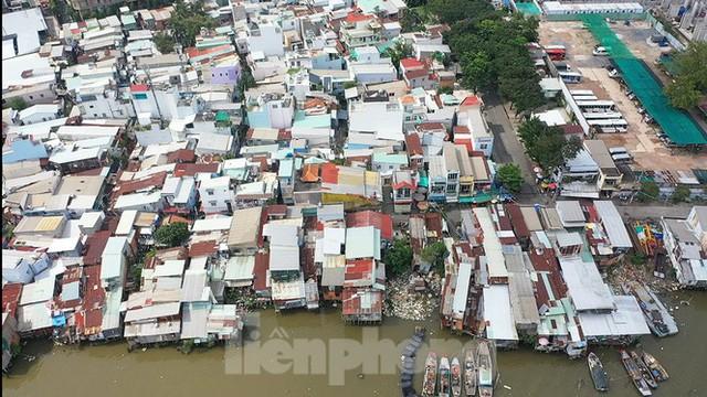 Sông rạch Sài Gòn bị bức tử như thế nào? - Ảnh 8.