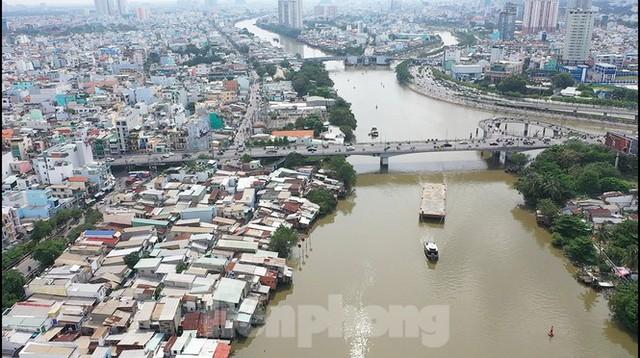 Sông rạch Sài Gòn bị bức tử như thế nào? - Ảnh 9.