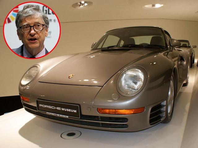 Cùng giàu nứt vách nhưng các tỷ phú lại có sở thích đi xe khác biệt: CEO Facebook sắm siêu xe giống đại gia Minh Nhựa, Jeff Bezos lại giản dị khó ngờ! - Ảnh 9.