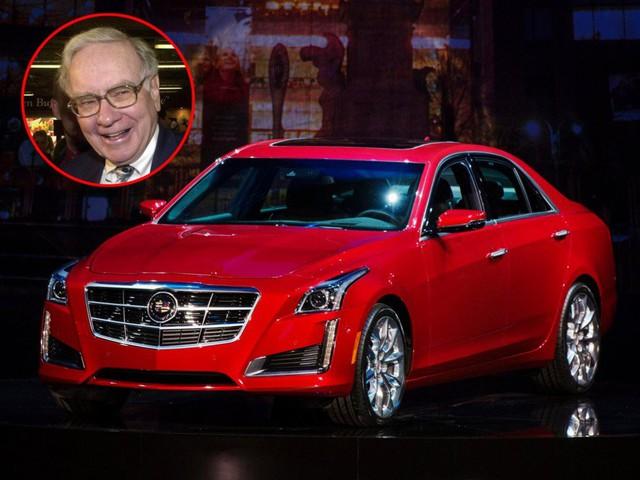 Cùng giàu nứt vách nhưng các tỷ phú lại có sở thích đi xe khác biệt: CEO Facebook sắm siêu xe giống đại gia Minh Nhựa, Jeff Bezos lại giản dị khó ngờ! - Ảnh 5.