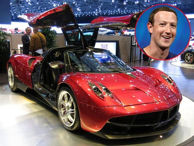 Cùng giàu nứt vách nhưng các tỷ phú lại có sở thích đi xe khác biệt: CEO Facebook sắm siêu xe giống đại gia Minh Nhựa, Jeff Bezos lại giản dị khó ngờ! - Ảnh 10.