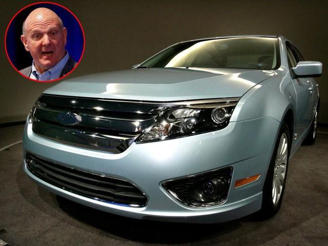 Cùng giàu nứt vách nhưng các tỷ phú lại có sở thích đi xe khác biệt: CEO Facebook sắm siêu xe giống đại gia Minh Nhựa, Jeff Bezos lại giản dị khó ngờ! - Ảnh 7.