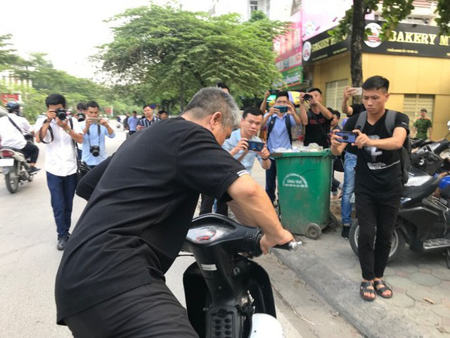 Luật sư: Buổi thực nghiệm hiện trường ngày 13/9 chưa liên quan đến bà Nguyễn Bích Quy - Ảnh 8.