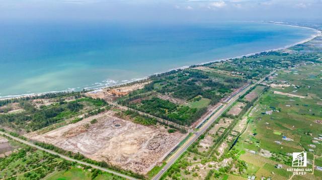Hơn 999 tỷ đồng nâng cấp, xây dựng tuyến đường ven biển Phan Thiết - Kê Gà - Ảnh 1.
