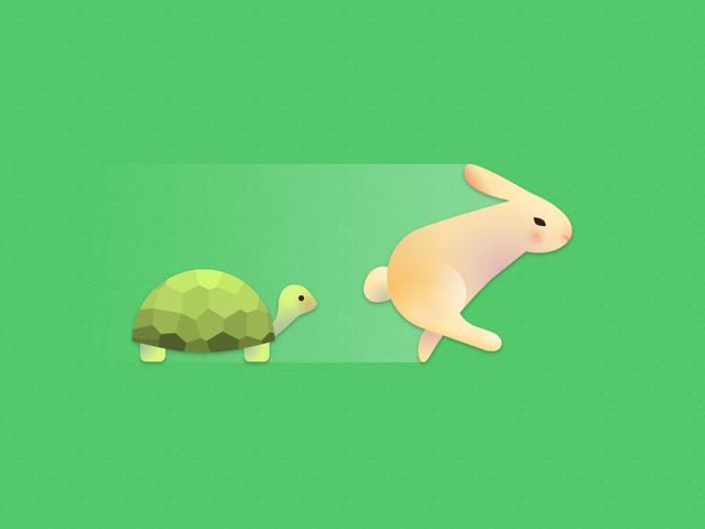 Rùa và thỏ trong môi trường công sở: Rùa sống vội để thành công, thỏ sống chậm để tận hưởng, bạn là ai? - Ảnh 1.