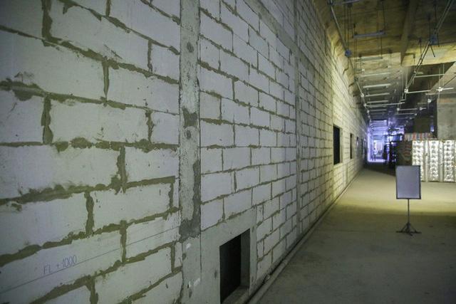 Diện mạo đường hầm Metro số 1 xuyên lòng đất tại trung tâm TP HCM - Ảnh 9.