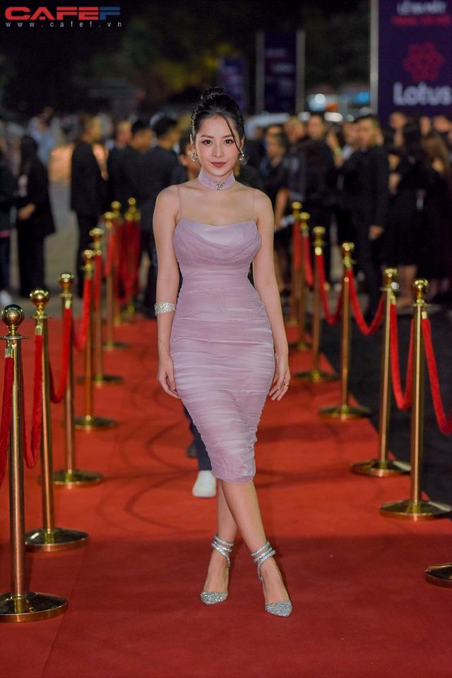 Dàn hoa hậu, người đẹp xuất hiện sớm tại thảm đỏ sự kiện ra mắt MXH Lotus: Tú Anh nổi bật với đầm đỏ rực! - Ảnh 12.