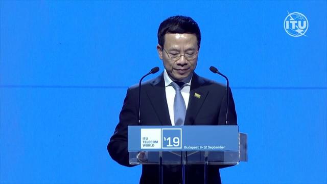 Việt Nam sẽ đăng cai tổ chức Triển lãm Viễn thông Thế giới 2020 - Ảnh 1.