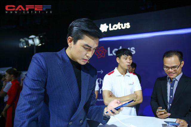 [Live] Tổng giám đốc VCCorp: Lotus tạo công cụ cho phép viết blog trên môi trường PC, cung cấp nhiều fomat khác nhau để kể chuyện một cách chuyên nghiệp - Ảnh 5.