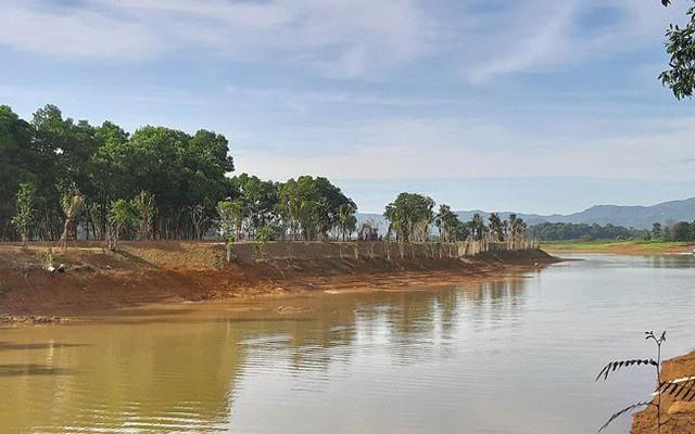 Hà Nội thanh tra toàn diện các dự án đang triển khai ven hồ Đồng Mô - Ảnh 1.