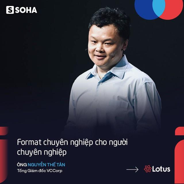 Chính thức ra mắt Lotus - Mạng xã hội của người Việt! - Ảnh 8.