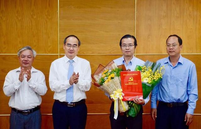 TP.HCM có thêm 5 Thành ủy viên - Ảnh 5.