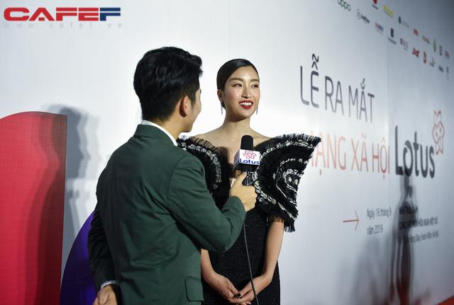 Dàn hoa hậu, người đẹp xuất hiện sớm tại thảm đỏ sự kiện ra mắt MXH Lotus: Tú Anh nổi bật với đầm đỏ rực! - Ảnh 2.
