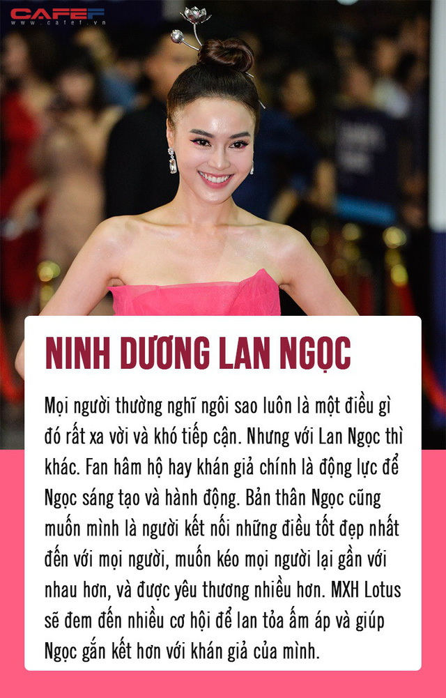 Nhà báo Mai Anh, Ninh Dương Lan Ngọc và Quang Hải truyền cảm hứng tới hàng triệu người Việt: MXH Lotus sẽ mang đến cơ hội lan tỏa niềm tự hào giá trị Việt Nam - Ảnh 2.