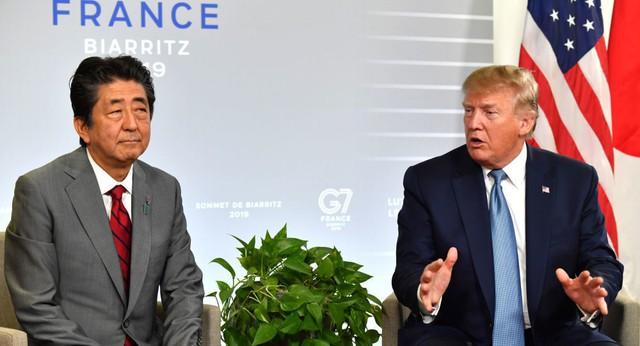 Mỹ - Nhật đạt thoả thuận thương mại ban đầu - Ảnh 1.