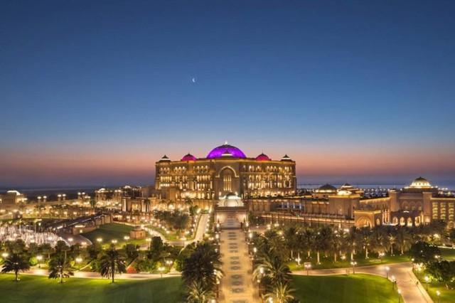 Khám phá những khách sạn và resort sang trọng nhất thế giới - Ảnh 1.