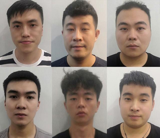 Nhóm người Trung Quốc hoạt động cho vay nặng lãi ở quận 2 - Ảnh 1.