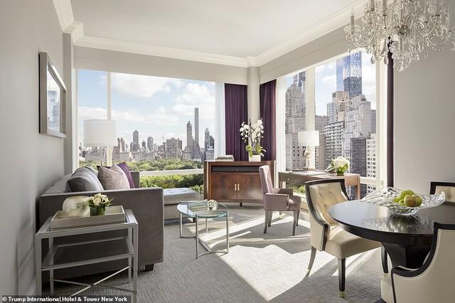 Khách sạn của Tổng thống Donald Trump được bình chọn tốt nhất thế giới - Ảnh 2.