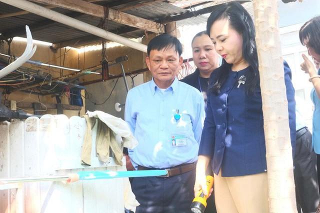 Bộ trưởng Nguyễn Thị Kim Tiến: ĐH Sức khỏe là đề án Trường ĐH Y dược TP HCM ấp ủ từ lâu  - Ảnh 1.