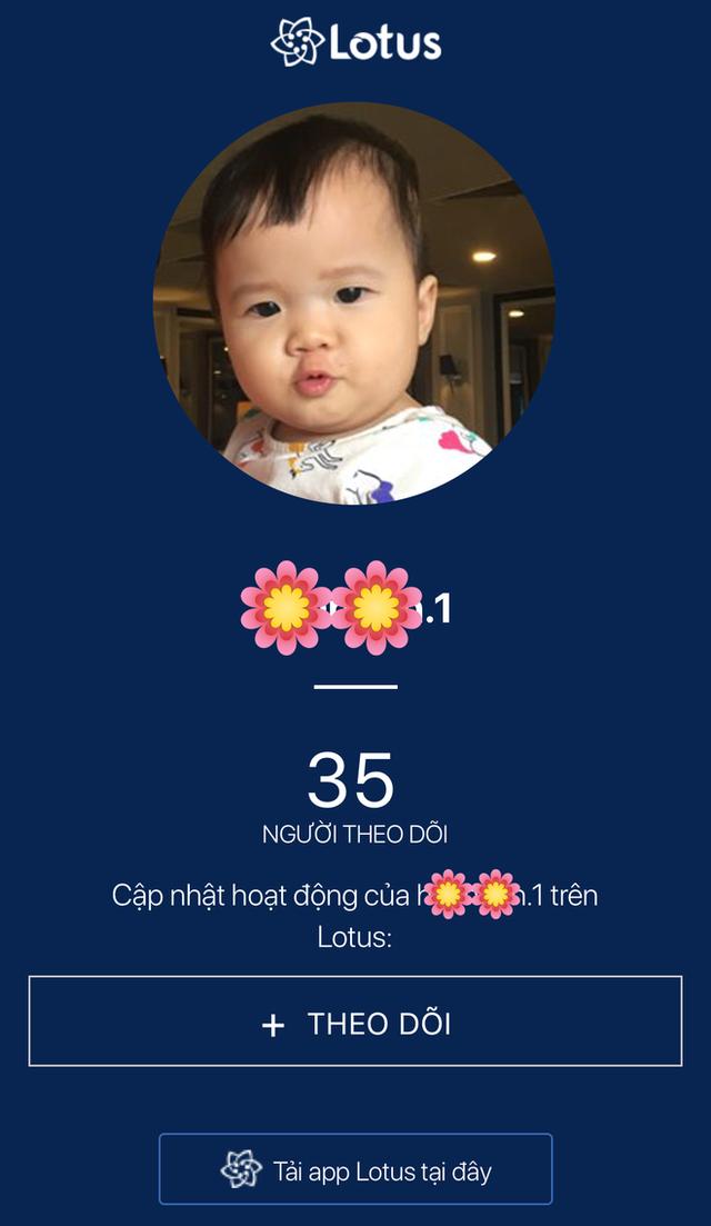 Hướng dẫn tạo link giới thiệu trên MXH Lotus: Vừa kiếm thêm nhiều fan, vừa tiện cày token dễ dàng - Ảnh 3.