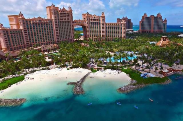 Khám phá những khách sạn và resort sang trọng nhất thế giới - Ảnh 6.