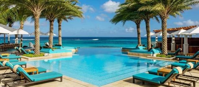 Khám phá những khách sạn và resort sang trọng nhất thế giới - Ảnh 9.