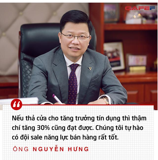 CEO TPBank Nguyễn Hưng: Đầu tư công nghệ là mạo hiểm, vài trăm tỷ đến nghìn tỷ đi như không, nhưng chẳng lẽ không dám làm? - Ảnh 4.