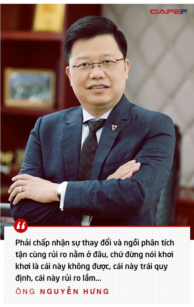 CEO TPBank Nguyễn Hưng: Đầu tư công nghệ là mạo hiểm, vài trăm tỷ đến nghìn tỷ đi như không, nhưng chẳng lẽ không dám làm? - Ảnh 10.