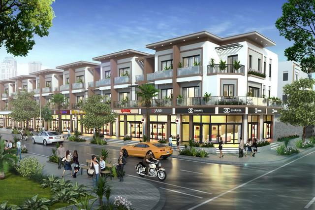 Hạ tầng thương mại, đòn bẩy phát triển đô thị Sa Đéc - Ảnh 1.