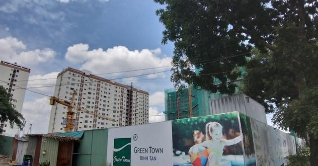 Người mua nhà dự án Green Town Bình Tân lâm vào thế khó - Ảnh 2.