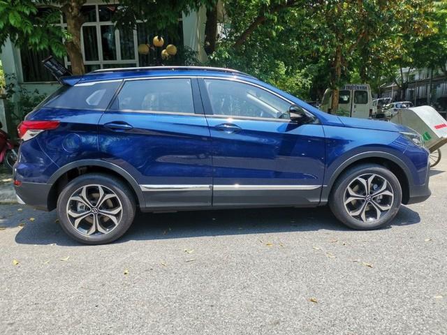 Thêm mẫu SUV Trung Quốc giá rẻ mới cạnh tranh Hyundai Tucson về Việt Nam - Ảnh 3.
