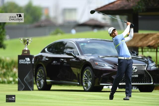 Vòng chung kết giải golf Lexus Challenge 2019: Trần Lê Duy Nhất đăng quang đầy thuyết phục, ẵm trọn 270 triệu đồng tiền thưởng - Ảnh 2.