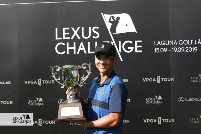 Vòng chung kết giải golf Lexus Challenge 2019: Trần Lê Duy Nhất đăng quang đầy thuyết phục, ẵm trọn 270 triệu đồng tiền thưởng - Ảnh 5.