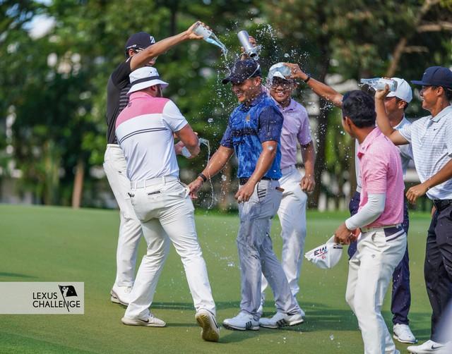 Vòng chung kết giải golf Lexus Challenge 2019: Trần Lê Duy Nhất đăng quang đầy thuyết phục, ẵm trọn 270 triệu đồng tiền thưởng - Ảnh 6.