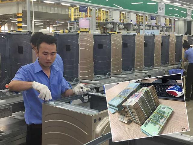 Tiền Việt tăng giá hiếm thấy: Kẻ cười, người khóc - Ảnh 1.