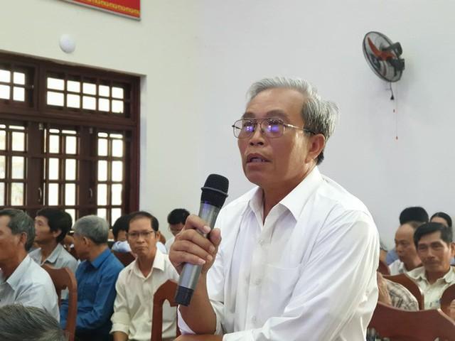 Bí thư Trương Quang Nghĩa: Thất thoát số tiền 20.000 tỉ đồng là rất xót xa - Ảnh 1.