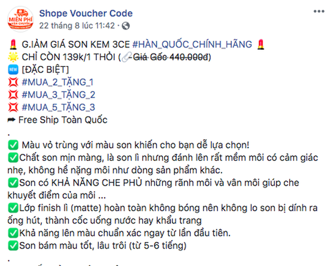 Lừa bán điện thoại giả qua fanpage mạo danh Lazada, Shopee… - Ảnh 2.