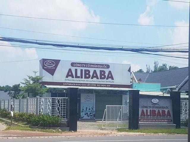 Công an đã làm việc với hơn 200 người mua đất của Alibaba - Ảnh 1.
