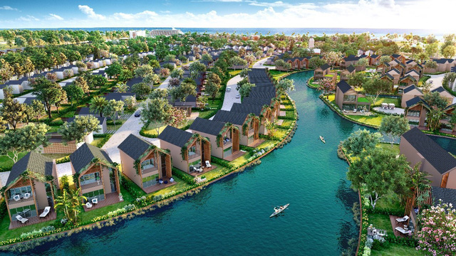 Tập đoàn Novaland báo cáo Ban Thường vụ Tỉnh ủy tỉnh Bà Rịa - Vũng Tàu phương án đầu tư Safari Hồ Tràm 610ha - Ảnh 1.