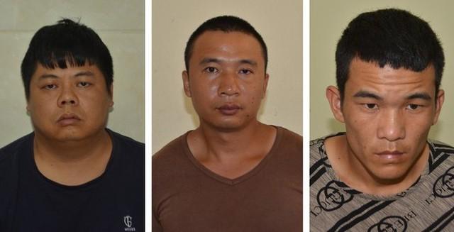 Khởi tố 3 người Trung Quốc trộm thông tin thẻ ATM chiếm đoạt tài sản - Ảnh 2.
