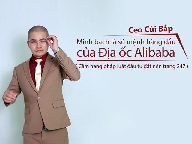 CEO địa ốc Alibaba Nguyễn Thái Luyện: Ảo tưởng và luôn nổ về mức độ thiên tài - Ảnh 2.