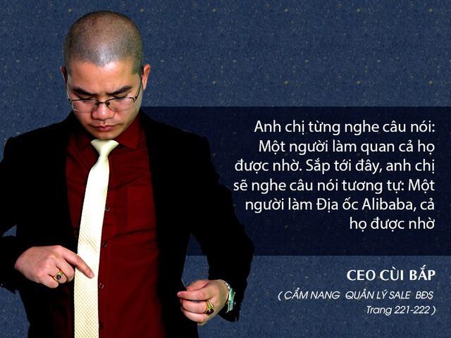 CEO địa ốc Alibaba Nguyễn Thái Luyện: Ảo tưởng và luôn nổ về mức độ thiên tài - Ảnh 3.