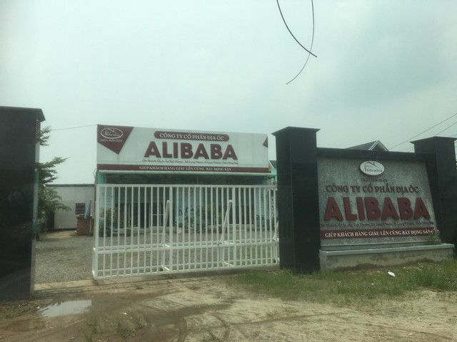 Lãnh đạo bị bắt, Alibaba ở Đồng Nai hoạt động ra sao? - Ảnh 1.