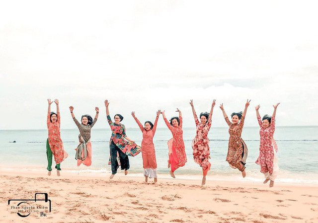 Bộ ảnh du lịch Phú Yên của hội những bà mẹ U50 chứng minh một điều rằng: Thanh xuân đã qua không có nghĩ là chúng ta già đi! - Ảnh 7.